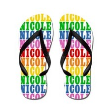 Cute Nicole Flip Flops