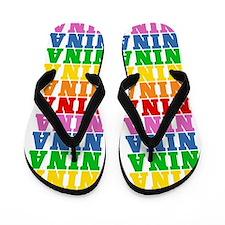 Cute Nina Flip Flops