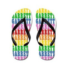 Funny Garrett Flip Flops