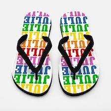 Cute Julie Flip Flops
