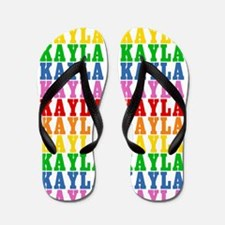 Unique Kayla Flip Flops