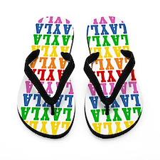 Unique Layla Flip Flops