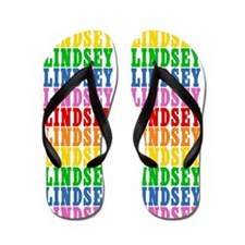 Unique Lindsey Flip Flops