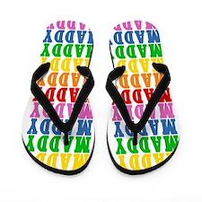 Cute Name Flip Flops
