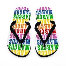 Cute Marcus Flip Flops