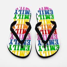 Cute Emily Flip Flops