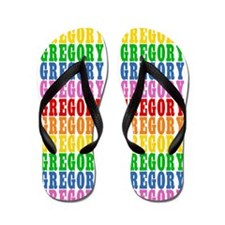 Unique Gregory Flip Flops
