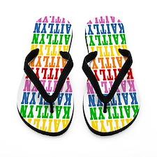 Unique Kaitlyn Flip Flops