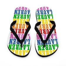 Cute Lauren Flip Flops