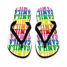 Unique Camila Flip Flops
