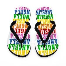 Unique Angela Flip Flops
