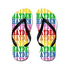 Unique Hayden Flip Flops