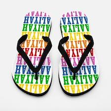Cute Aaliyah Flip Flops