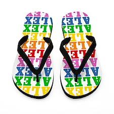 Unique Alex Flip Flops
