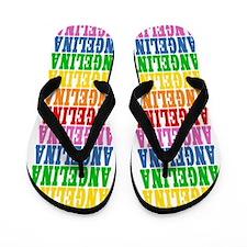 Funny Angelina Flip Flops