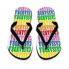 Cute Cassandra Flip Flops