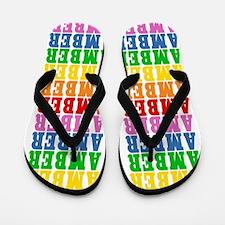Cute Amber Flip Flops
