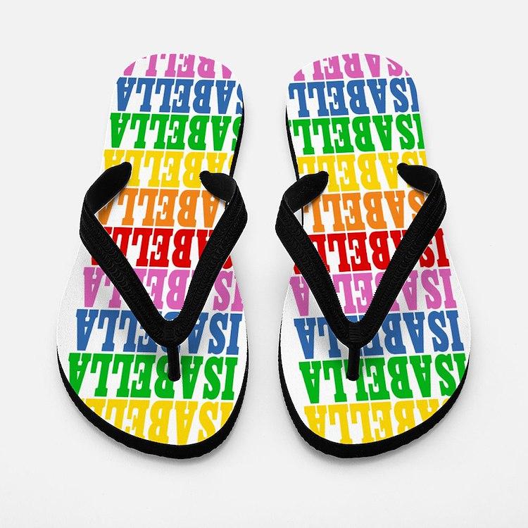 Cute Isabella Flip Flops