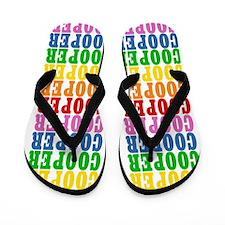 Unique Cooper Flip Flops
