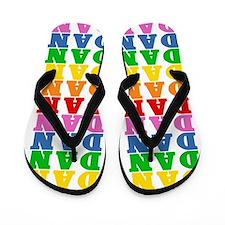 Cute Dan Flip Flops
