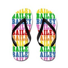 Funny Rainbows Flip Flops