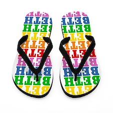 Cute Beth Flip Flops