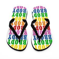 Unique Brody Flip Flops