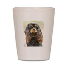 Cavalier King Charles Spaniel 9F51D-03 Shot Glass
