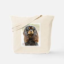 Cavalier King Charles Spaniel 9F51D-03 Tote Bag