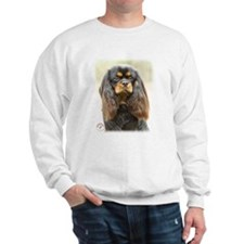 Cavalier King Charles Spaniel 9F51D-03 Sweatshirt