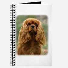 Cavalier King Charles Spaniel 9F51D-10 Journal
