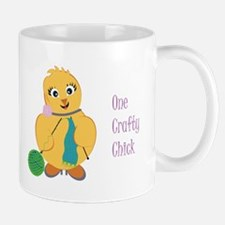 Crafty Chick Mug