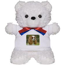 Cavalier King Charles Spaniel 9F098D-19 Teddy Bear