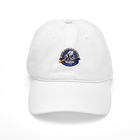 USN Navy Seabees Bee We Build Cap