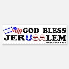 J-USA Sticker (Bumper)