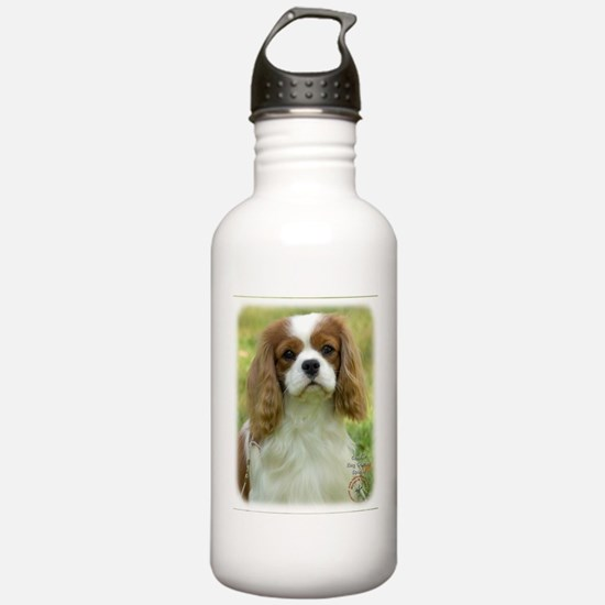 Cavalier King Charles Spaniel 9P032D-036 Sports Water Bottle