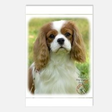Cavalier King Charles Spaniel 9P032D-036 Postcards