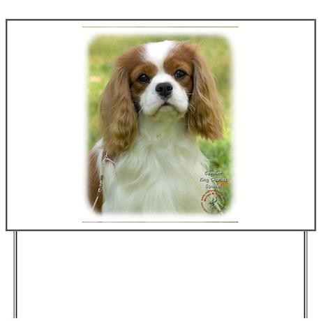 Cavalier King Charles Spaniel 9P032D-036 Yard Sign