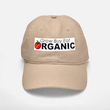 Organic Gardening, Farming Baseball Baseball Cap