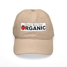 Organic Gardening, Farming Baseball Cap