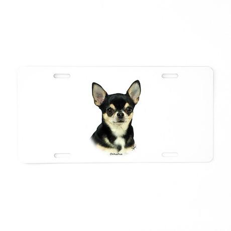 Chihuahua 9W092D-057 Aluminum License Plate