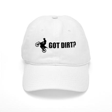 Dirt Bike Designs Cap