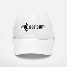 Dirt Bike Designs Baseball Baseball Cap
