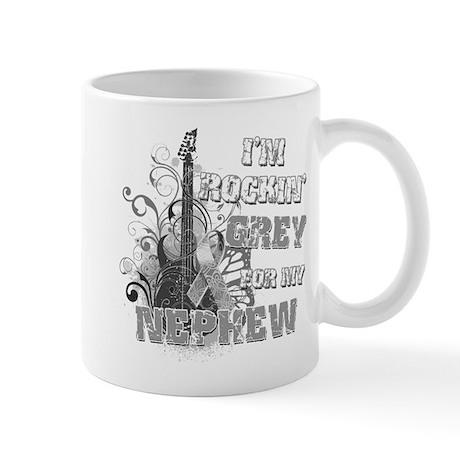 I'm Rockin' Grey for my Nephe Mug