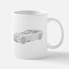 Mercedes Benz McLaren -colore Mug