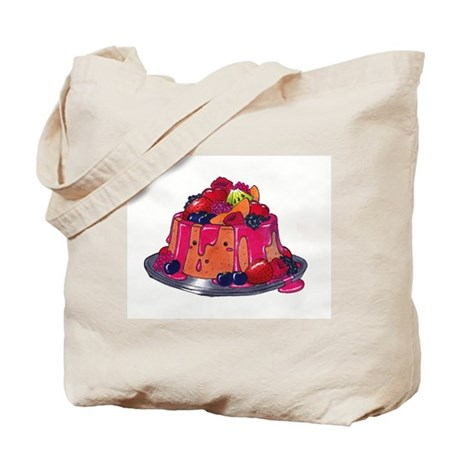 Sweet Love Series: Very Berry Tote Bag