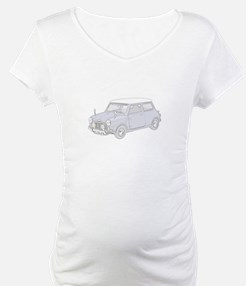 Mini Cooper 1962 -colored Shirt