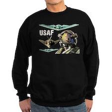 USAF B-2 F-117 F-35 Sweatshirt