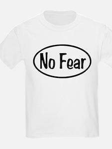 No Fear Oval T-Shirt