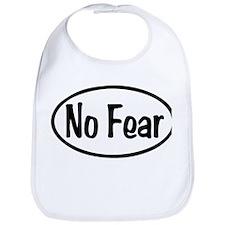 No Fear Oval Bib